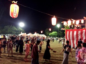 川部盆踊り