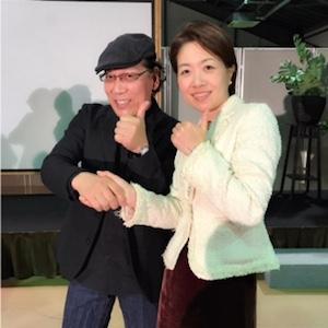 酒場放浪記でもおなじみの吉田類さんとツーショット!