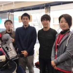 6日の特番にゲスト出演してくださったいわきFCの中村健太GMと岩清水銀士朗さん