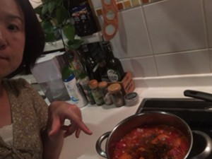 1トマトソース