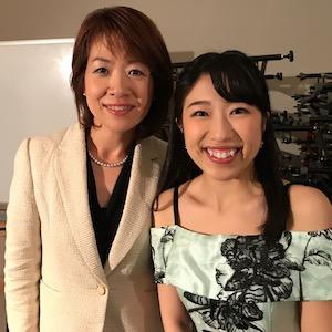 14日(土)に開催された「いわき演歌歌謡祭2017」。久しぶりに津吹みゆちゃんとツーショット^^