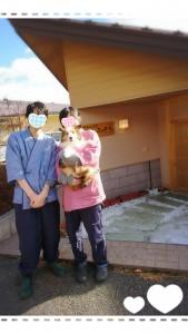先日那須へ行った時にお世話になった宿も『ゆきみ○○』というお名前✨ペット可のお宿です🐶🐱💓看板犬はシェルティの女の子。宿を切り盛りするご夫婦はなんと二十代✨とても素敵なお宿でした(*^^*)