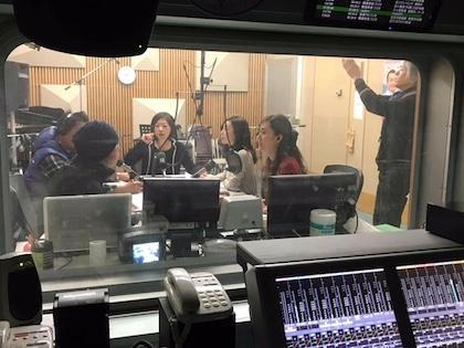 北陸放送の午後のワイド番組「ラジパラw」にゲスト出演!