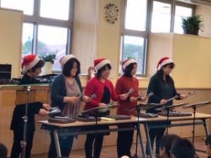 クリスマス2018植田元気キッズ