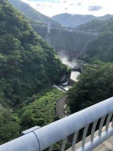 川内村ダム