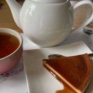 マリアージュフレールの「マルコポーロ」を淹れて。紅茶と合う〜♪
