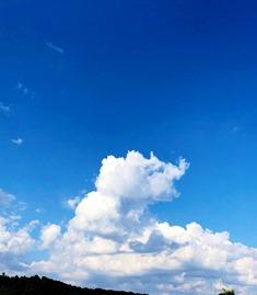 2020.5.29夏の雲