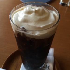 ご存知喫茶店「ブレイク」さんの「パッション」!美味しいよね〜♪