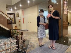 いわき湯本温泉の岩惣さんへ日帰り入浴に行ってきました。今は圏内のお客様限定で受け入れ。の〜んびりと温泉に浸かったのはずいぶん久しぶり!