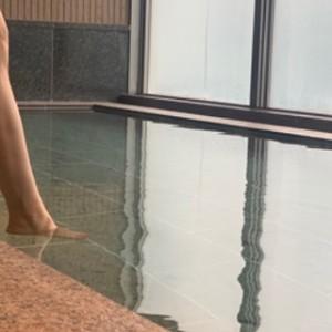 湯加減もバッチリ。泉質はいわき湯本温泉なのでいうまでもなく!最高です!