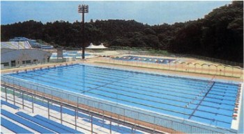 kamiarakawa_swimming