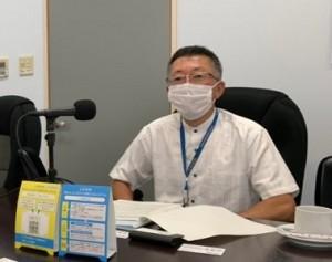 バックス情報システム 営業推進部  本部長 熊坂 知幸さん