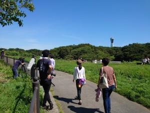 2020・8・9三崎公園撮影風景2