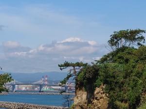 2020・8・9三崎公園遠景