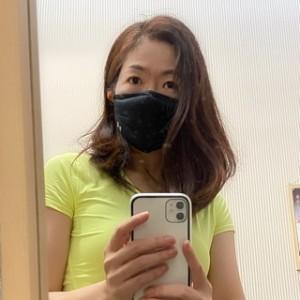 フィットネスのときはこういったスポーツに特化したマスクは良いですね!