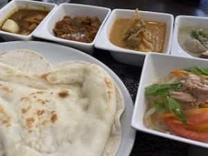 インドのパンといえばナン!でもチャパティもあります!