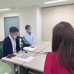 主査兼次長の日野敬史さんも同席され、的確なアドバイスをいただきました!