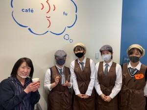 ふたば未来学園のカフェ「FU」1