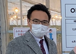 株式会社 ヘレナ・インターナショナル 取締役専務 高橋 大吾さん