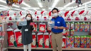 お話を伺ったのは、おもちゃ大好き❣ ストアディレクターの浅沼岳彦さんでした✨