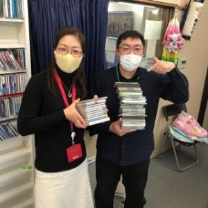年末特番の放送終了後に古川さんとパチリ♪本当に多くのメッセージとリクエスト、ありがとうございました!