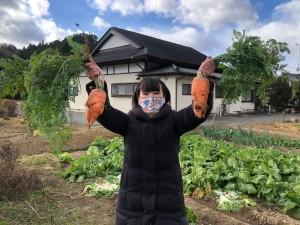 本日の放送は、 こちらの畑をご紹介!