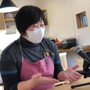 伊藤さんはいわき市出身。長く料理の撮影やCM撮影の裏方、料理雑誌へのレシピ提供などされてきたプロフェッショナル!