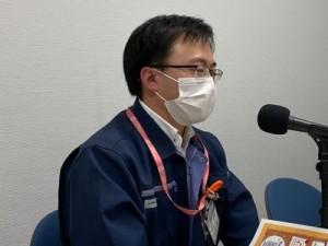 いわき市保健福祉部 新型コロナウイルスワクチン接種 プロジェクトチーム 木田 翔一 さん