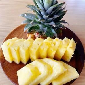 大好きな台湾の、大好きなパイナップル!