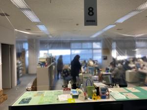 「精神保健係」は、 いわき市保健福祉センター2階 8番窓口です!