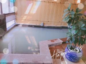 こちらが女湯です。 タイミングがよかったのか、他には誰もいなかったので貸し切りでした✨