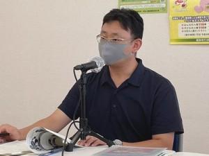 福島地方法務局 総務課 民事専門官 三浦 茂樹さん